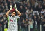 """G.Buffonas: """"Noriu likti """"Juventus"""" klube"""""""