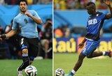 Kova dėl patekimo į aštuntfinalį: Italija – Urugvajus