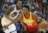 """NBA čempionai namuose neturėjo šansų prieš """"Jazz"""""""