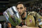 """""""Milan"""" džiaugiasi pirmuoju trofėjumi per penkerius metus"""