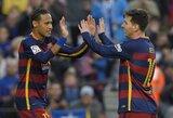 """UEFA metų komandoje – """"Barcelona"""" ir """"Real"""" žaidėjų dominavimas"""