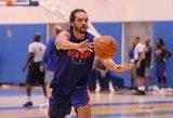 """J.Noah prisijungė prie """"Clippers"""""""