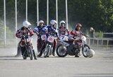 """Kretingos """"Milda"""" tęsia pergalių seriją Baltijos motobolo lygoje"""
