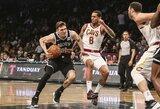 """Latvijos talentas pakartojo sezono taškų rekordą, o """"Cavaliers"""" pergalę nulėmė dėjimas"""