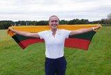 G.B.Starkutė triumfavo atvirajame Estijos golfo čempionate