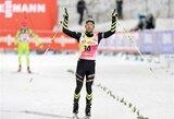 Lietuvos vyrai kukliai pasirodė pasaulio biatlono taurės individualiose lenktynėse