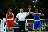"""Istorinį aukso medalį iškovojusi G.Diekontaitė: """"Dar sunku patikėti pergale"""""""