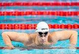 Geriausi šalies plaukikai renkasi į žiemos pirmenybes Alytuje