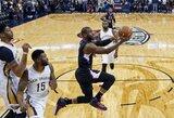 """Gražiausių NBA dienos epizodų viršūnėje karaliauja """"Clippers"""" tandemas"""