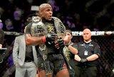 """D.Cormier atsikirto MMA sirgaliui: """"Sumautas idiote, aš per 15 mėnesių koviausi 4 kartus"""""""