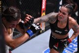 """""""UFC 250"""" medikų išvados: A.Nunes gali būti suspenduota 6 mėnesiams"""