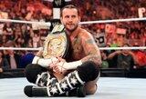 """Oficialu: WWE legenda CM Punk kausis """"UFC 203"""" turnyre"""