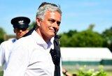 """Į trenerio kėdę kol kas negrįš: J.Mourinho prisijungė prie """"Sky Sports"""" televizijos"""