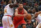 """NBA žurnalistas pasakė, kodėl """"Raptors"""" nepavyks iškeisti J.Valančiūno"""