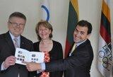 Tarptautinis olimpinis komitetas LTOK veiklą įvertino puikiai