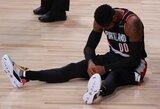 """Knicks"" akiratyje atsidūrė C.Anthony"