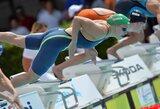 Antrasis auksas: R.Meilutytė vėl greičiausia Italijoje (D.Rapšys iškovojo bronzą)