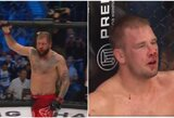 Prastai kovą pradėjęs A.Jemeljanenka nokautavo UFC patirties turintį čeką