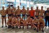 """Finaliniame Baltarusijos čempionato etape – """"Žaibo"""" vandensvydininkų bronza"""