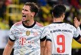 """Oficialu: L.Goretzka pasirašė su """"Bayern"""" klubu naują kontraktą"""