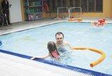 Mokymo plaukti vasaros programa patraukė žinomų Lietuvos žmonių dėmesį