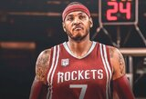 "Ar C.Anthony sustiprins ""Rockets"" komandą?"