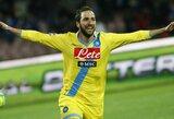 """Puikus A.Taarabto debiutas """"Milan"""" nuo skaudaus pralaimėjimo neišgelbėjo"""