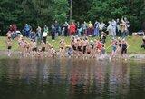 """Ištvermės bei emocijų užtaisas – plaukimo maratonas """"Šveicarija-2014"""""""