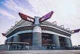 """Milane bus nugriautas ikoninis """"San Siro"""" stadionas"""