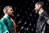 J.Kavanaghas: apie netikėtą susitikimą su C.McGregoru, ateities planus bei teigiamas buvusio UFC čempiono savybes