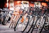 Dviratininkai pageidauja ne tik takų, bet ir dviračių laikymo vietų