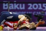 Rusija vėl pirmauja Europos žaidynėse: 11 aukso medalių per dieną