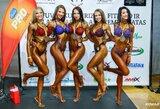 IFBB varžybos sugrįžo: Kėdainiuose paaiškėjo Lietuvos kultūrizmo ir fitneso čempionai