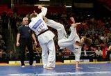 Lietuviai baigia pasiruošimą karatė olimpiadai