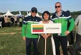 Europos čempionate Lietuvos šaulių komanda – aukščiausiai per istoriją