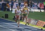 Sprinterei K.Deliautaitei Europos čempionatas susiklostė nesėkmingai