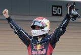 S.Vettelis apie čempiono titulą dar negalvoja