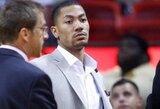 """""""Bulls"""" treneris: Rose'as pagaliau vėl atrodo taip, kaip anksčiau"""