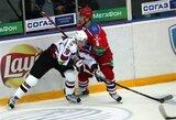 """Įspūdinga Rygos """"Dinamo"""" pergalių serija nutrūko Omske (visi rezultatai)"""