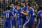"""E.Hazardas: """"Mane motyvuoja, kai oponentai prieš mane žaidžia grubiai"""""""