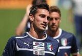 """Tragedija Italijoje: mirė """"Fiorentina"""" kapitonas D.Astori"""