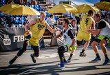 """Patirtimis 3x3 krepšinyje besidžiaugiantis Ž.Urbonas: """"Tai yra pridėtinė vertė visam Lietuvos krepšiniui"""""""