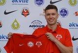 """Prie FK """"Vilniaus"""" prisijungiantis E.Zagurskas: """"Rezultatas kryptingai dirbant tikrai ateis"""""""