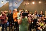 Vilniaus mokyklų žaidynių mokiniams – įsimintinos pramogos