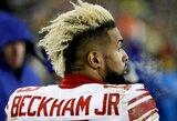 180 cm ūgio NFL žaidėjas pademonstravo dėjimus, kurie nepadarytų gėdos ir NBA lygoje