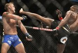 UFC bando suorganizuoti revanšinę J.Joneso ir A.Gustafssono dvikovą