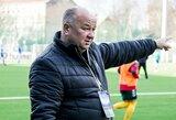"""16-ą sezoną su """"Gintra"""" pradedantis: R.Viktoravičius: """"Treniruojant moteris svarbu atrasti balansą"""""""
