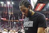 Penkios NBA žvaigždės, kurios gali prisijungti prie L.Jameso
