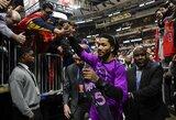 D.Rose'as Čikagoje pasitiktas MVP skenduotėmis