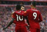 """Įniršis Anglijoje: """"Liverpool"""" darbuotojams algas padengs mokesčių mokėtojai"""
